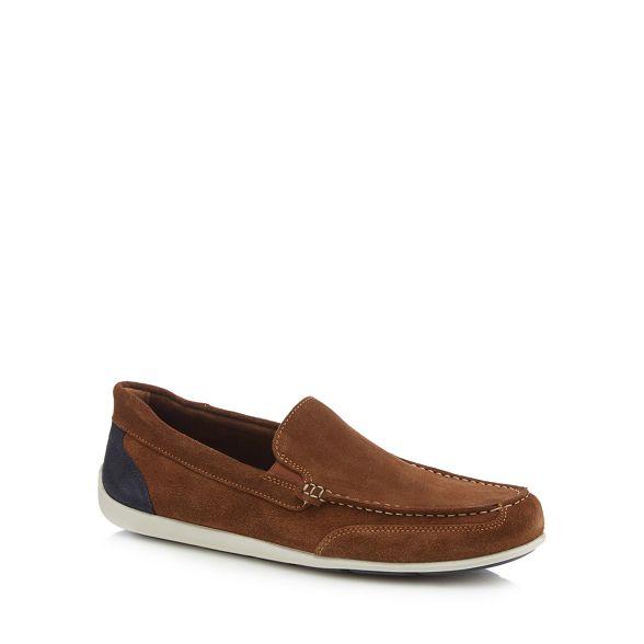 Lane Venetian' loafers 'Bennett suede Rockport Brown 4 xXCAAq