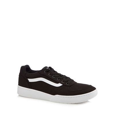 Vans - Black 'Knoll' trainers Fashionable and eye-catching shoes