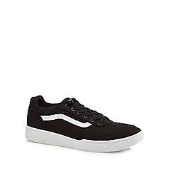 Vans - Black 'Knoll' trainers