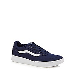 Vans - Navy 'Knoll' trainers
