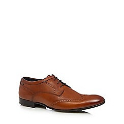 Base London - Tan leather 'Purcell' brogues