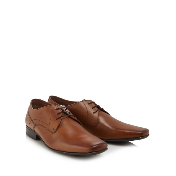 leather Base Derby 'Hunt' London Tan shoes znRC4q