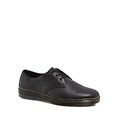 Dr Martens - Black leather 'Coronado' lace up shoes
