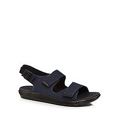 Dr Martens - Navy 'Crewe' sandals