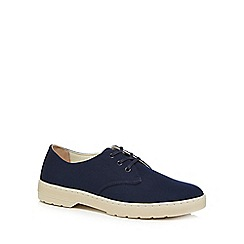 Dr Martens - Navy 'Delray' trainers