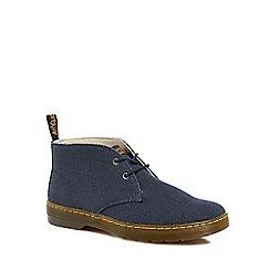 Dr Martens - Navy 'Mayport' desert boots