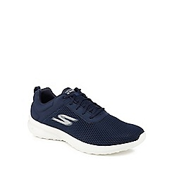 Skechers - Navy 'On The Go 3.0' trainers