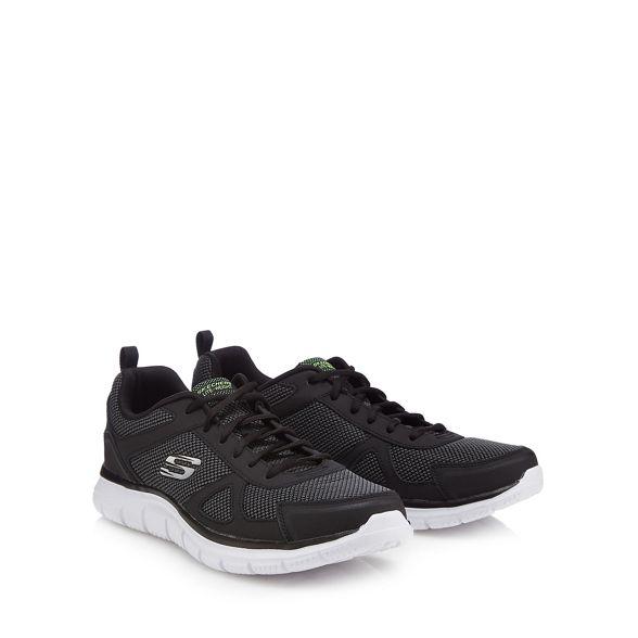 Skechers Bucolo' Skechers trainers 'Track Black Black vWC7nvZr