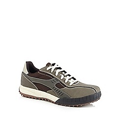 Skechers - Brown 'Floater 2.0' trainers