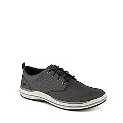 Skechers - Grey 'Elson Moten' trainers