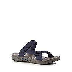 Skechers - Navy 'Reggae Vesalo' sandals