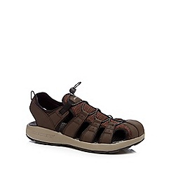 Skechers - Brown 'Fisherman' sandals