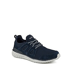 Skechers - Navy 'Rough Cut' trainers