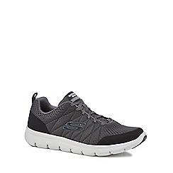 Skechers - Grey 'Marauder' trainers