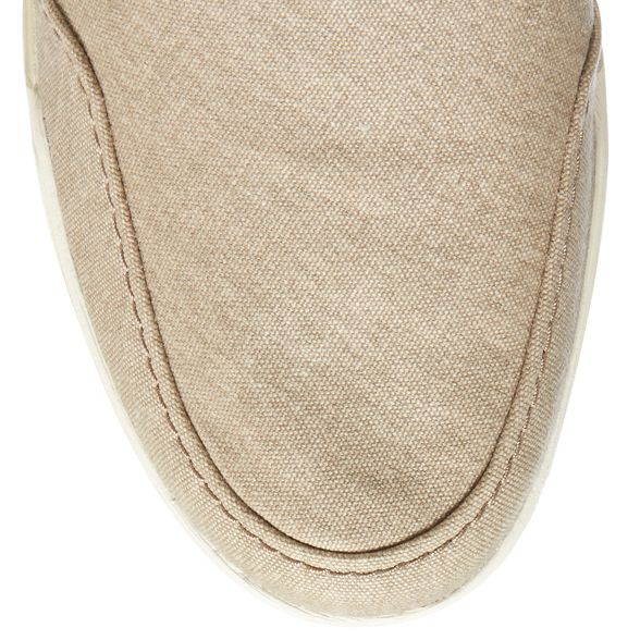shoes canvas on 'Step Natural Clarks Isle' slip Oq7fP