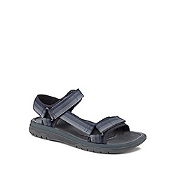 Clarks - Grey 'Balta Reef' sandals