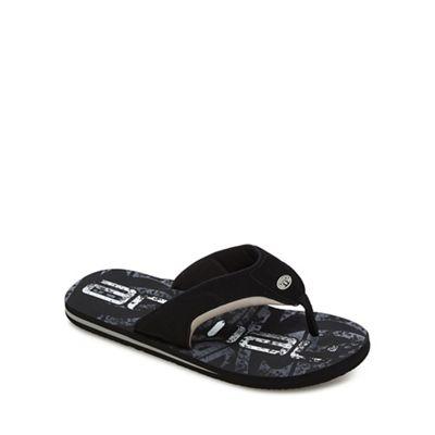 ff4332a21dd9 Animal - Black  Jekyll  flip flops