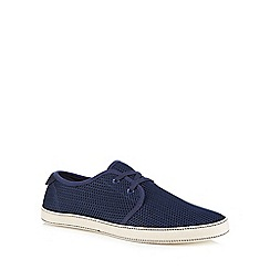 Original Penguin - Navy 'Epic' trainers