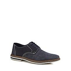 Rieker - Navy Derby shoes