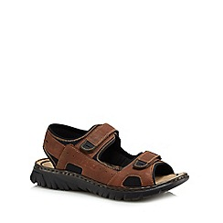 Rieker - Brown sandals