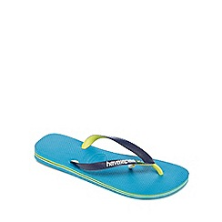 Havaianas - Blue flip flops