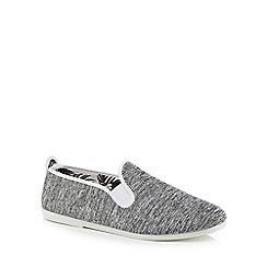 Flossy - Grey 'Azafra' slip-on trainers