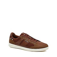 Jack & Jones - Tan 'Rayne' trainers