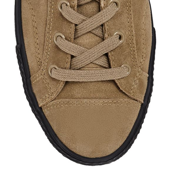 'Star Converse suede Khaki trainers Player' wEHzq1