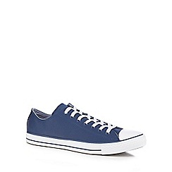 Converse - Navy 'Chuck Taylor All Star' trainers