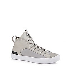 Converse - Light grey 'Chuck Taylor All Star' high top trainers