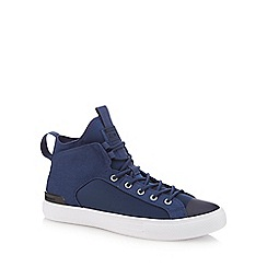 Converse - Navy 'Chuck Taylor All Star' high top trainers