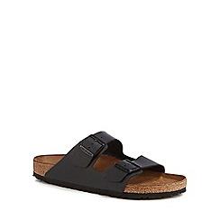 Birkenstock - Black 'Arizona' double strap sandals
