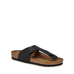 Birkenstock - Black 'Ramses' sandals