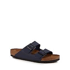 Birkenstock - Blue 'Arizona' double strap sandals