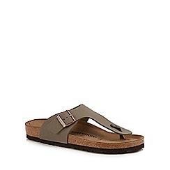Birkenstock - Natural 'Ramses' sandals