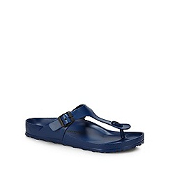 Birkenstock - Blue 'Gizeh Eva' sandals