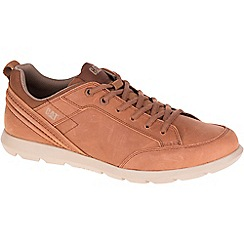 Caterpillar - Dark tan Beckett casual shoes