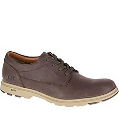 Caterpillar - Dark brown Berwick ease laceup shoes