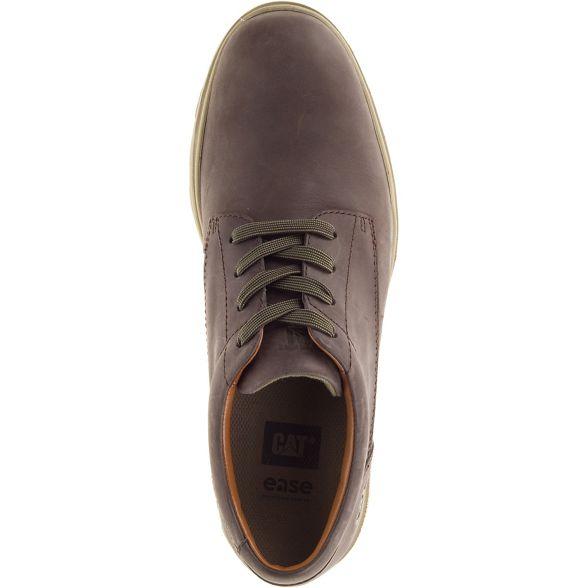 Berwick Caterpillar Dark shoes brown ease laceup qR46R