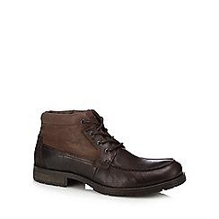 Jack & Jones - Brown 'Forest' boots