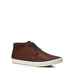 Jack & Jones - Brown 'Vince' chukka boots