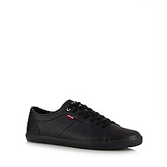 Levi's - Black 'Woods' trainers