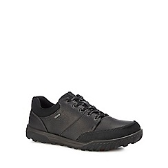 ECCO - Black 'Urban Lifestyle' lace up shoes
