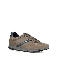 Geox - Grey 'Wilmer' trainers
