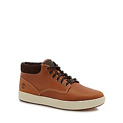 Timberland - Beige 'Cityroam' lace up boots