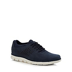 Timberland - Navy 'Bradstreet' Trainers