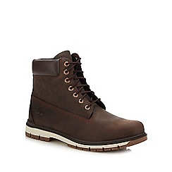 Timberland - Brown Leather 'Radford' Boots