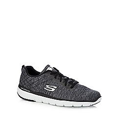Skechers - Dark grey 'Flex Advantage 3.0' trainers