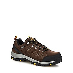 Skechers - Khaki 'relment songo' lace up shoes