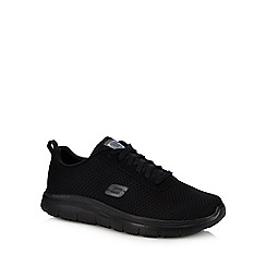 Skechers - Black 'Flex Advantage' trainers